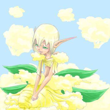 The Cauliflower Fairy